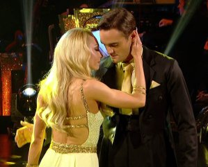 Thom and Iveta had chemistry, I was shocked not to see them go further in the competition.
