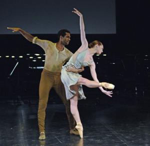 Junor Souza and Alison McWhinney