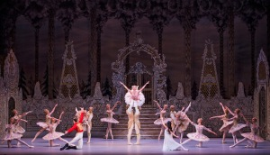 The Nutcracker. Artists of The Royal Ballet. ROH 2015. Tristram Kenton.
