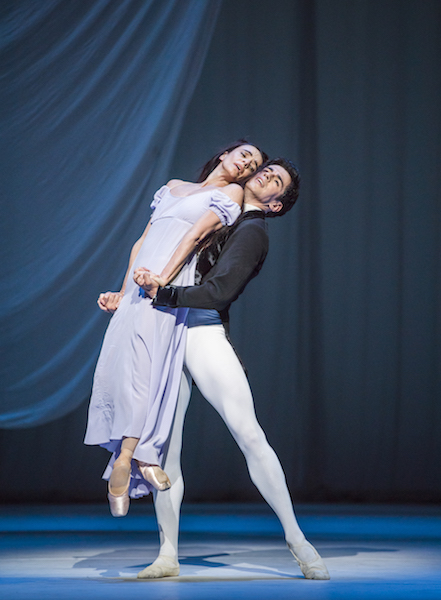 Marguerite and Armand. Alessandra Ferri and Federico Bonelli. ©ROH, 2017. Photographed by Tristram Kenton. (4)